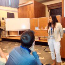 Participación el el 2do Congreso Iberoamericano de Estudios Chinos